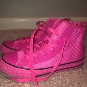 Converse Hi Top Pinktober Sneakers
